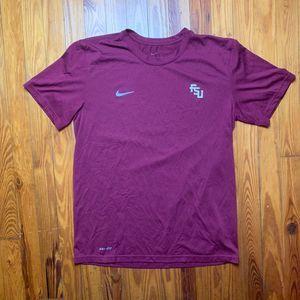 Nike Dri-fit FSU Seminoles T-shirt Medium